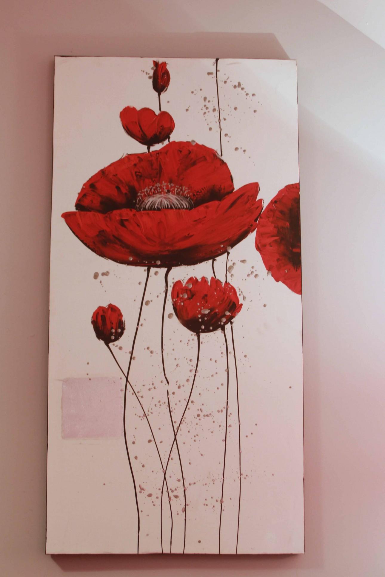 Red Room Art